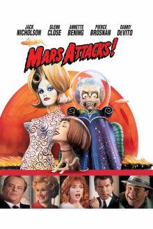 Mars Attacks! The Movie