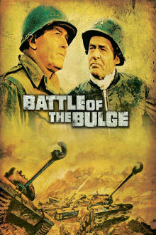 Battle of the Bulge The Movie