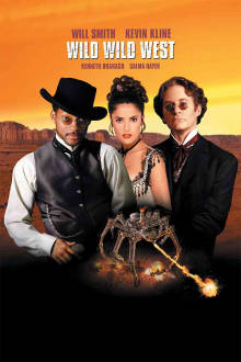 Wild Wild West The Movie