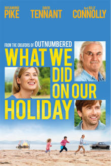 What We Did On Our Holiday The Movie