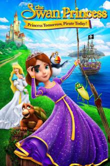 The Swan Princess: Princess Tomorrow, Pirate Today The Movie