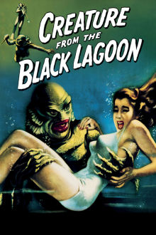 Creature From the Black Lagoon The Movie