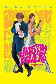 Austin Powers: International Man of Mystery The Movie