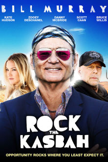 Rock The Kasbah SuperTicket The Movie