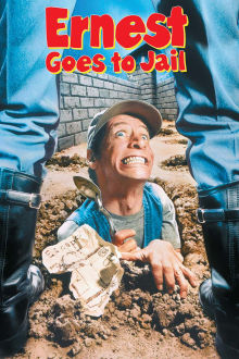 Ernest Goes to Jail The Movie
