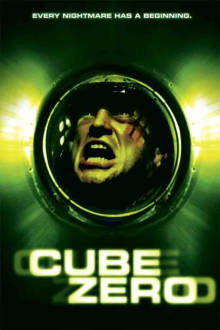 Cube Zero The Movie