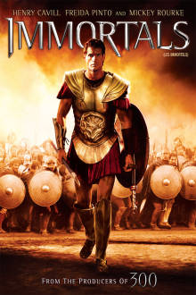 Immortals The Movie