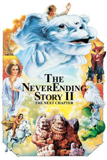 The Neverending Story II: The Next Chapter The Movie