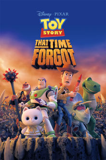 Toy Story That Time Forgot The Movie