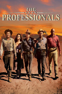 The Professionals The Movie
