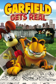 Garfield gets Real The Movie