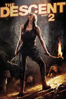 The Descent: Part 2 The Movie