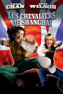 Les chevaliers de Shanghai The Movie