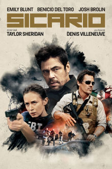 Sicario (Version française) The Movie
