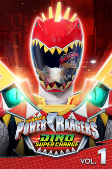 Power Rangers: Dino Super Charge - Vol. 1 The Movie