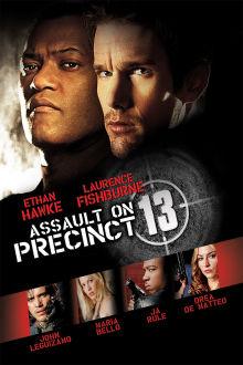 Assault on Precinct 13 The Movie