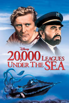 20,000 Leagues Under the Sea The Movie