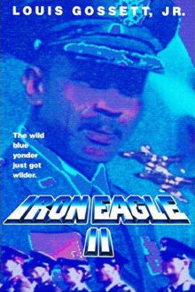 Iron Eagle II The Movie