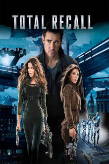 Total Recall The Movie