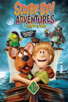 Scooby-Doo! Adventures: The Mystery Map The Movie