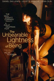 Unbearable Lightness of Being The Movie
