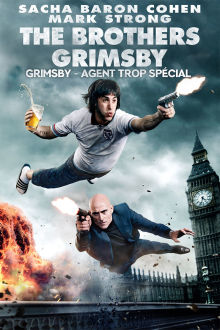 The Brothers Grimsby (Version française) The Movie