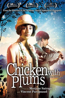Chicken with Plums The Movie
