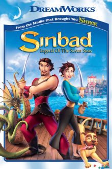 Sinbad: Legend of the Seven Seas The Movie