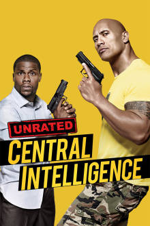 Central Intelligence (Unrated) The Movie
