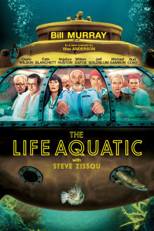 The Life Aquatic With Steve Zissou The Movie