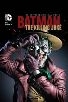 Batman: The Killing Joke The Movie
