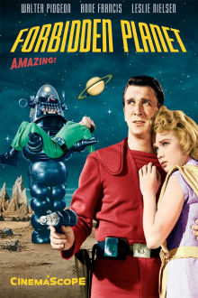 Forbidden Planet The Movie