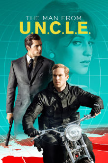 The Man from U.N.C.L.E. - Test The Movie