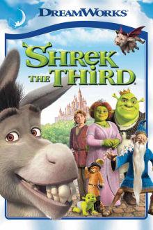 Shrek the Third The Movie
