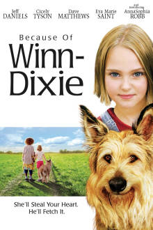 Because of Winn-Dixie The Movie