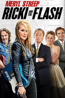 Ricki and the Flash The Movie