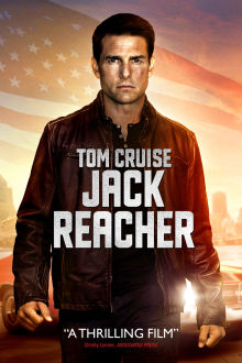 Jack Reacher The Movie