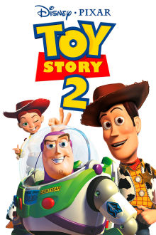 Toy Story 2 The Movie