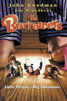 The Borrowers The Movie