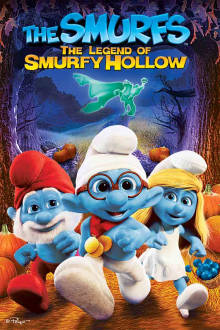 The Smurfs: The Legend of Smurfy Hollow The Movie