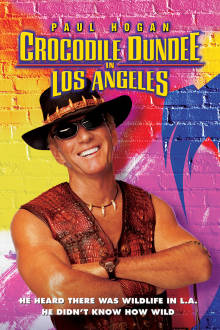 Crocodile Dundee in Los Angeles The Movie