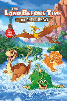 The Land Before Time XIV: Journey of the Brave The Movie