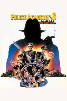 Police Academy 6: City Under Siege The Movie