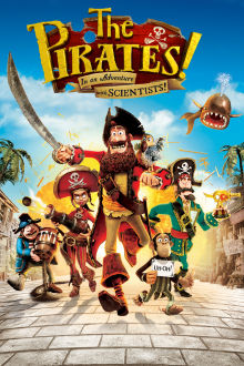 The Pirates! Band of Misfits The Movie