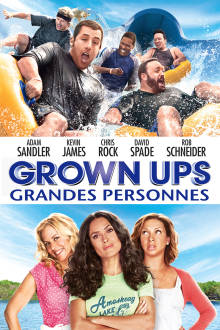 Grandes personnes The Movie