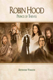 Robin Hood: Prince of Thieves (Extended Cut) The Movie