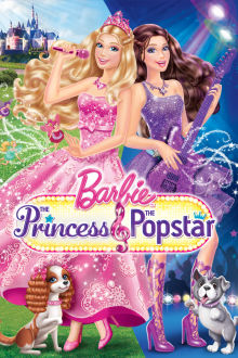 Barbie: The Princess & The Popstar The Movie