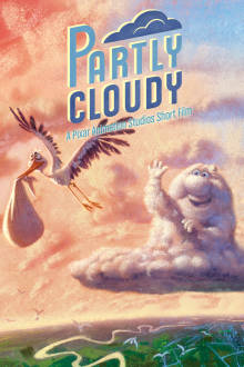 Partly Cloudy The Movie