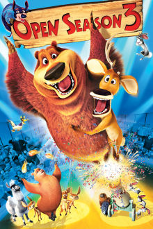 Open Season 3 The Movie