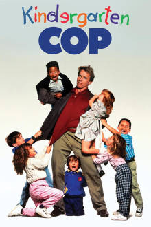 Kindergarten Cop The Movie